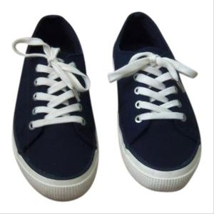 Ralph Lauren Navy Jolie Women's Sneakers
